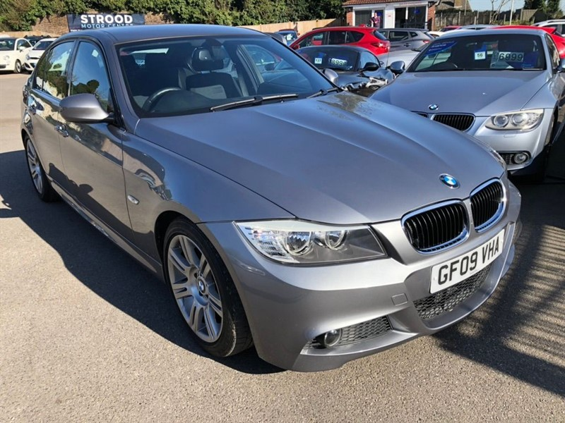 used BMW 320d M Sport in rochester-kent