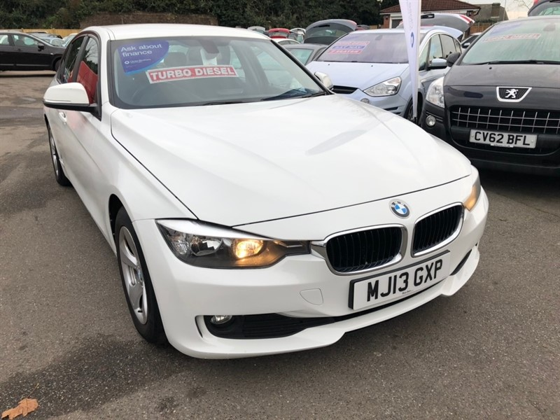 used BMW 320d 3 Series EfficientDynamics (s/s) 4dr in rochester-kent