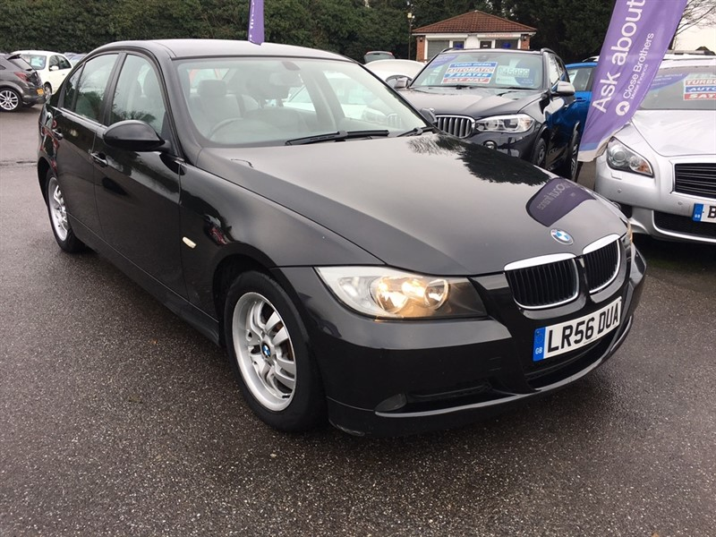 used BMW 320d 3 Series ES 4dr in rochester-kent