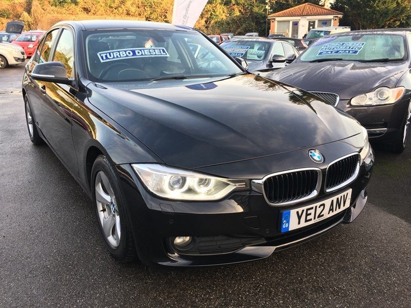 used BMW 320d 3 Series EfficientDynamics BluePerformance 4dr in rochester-kent