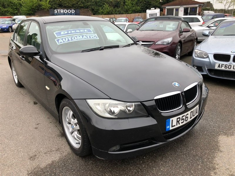 used BMW 320d ES in rochester-kent