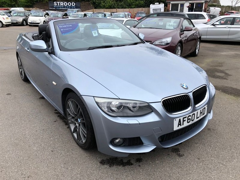 used BMW 320i M Sport in rochester-kent
