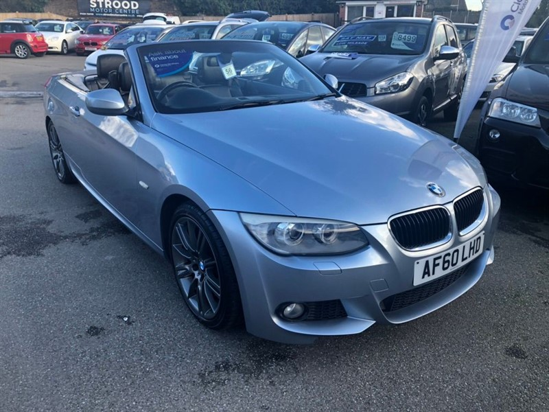 used BMW 320i 3 Series M Sport 2dr in rochester-kent