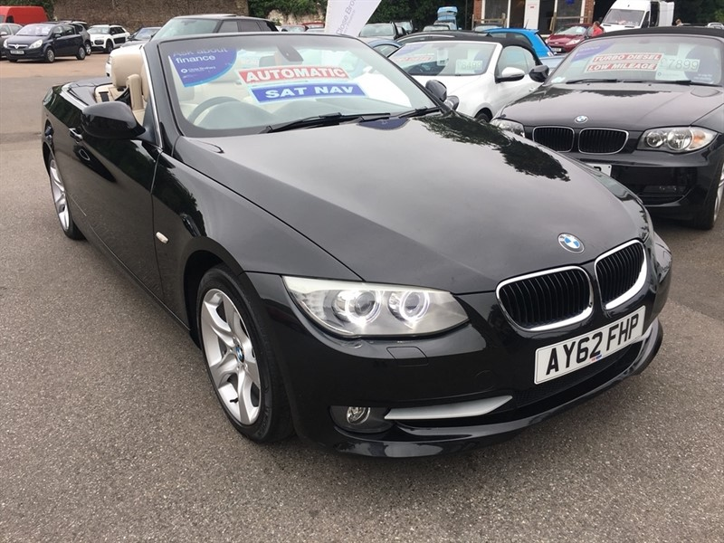 used BMW 320i 3 Series SE 2dr in rochester-kent
