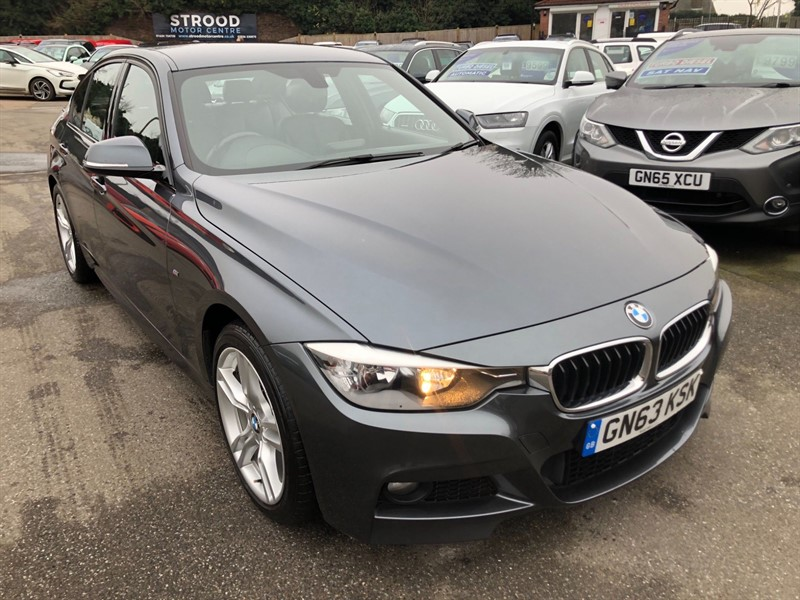 used BMW 320i M Sport (s/s) in rochester-kent