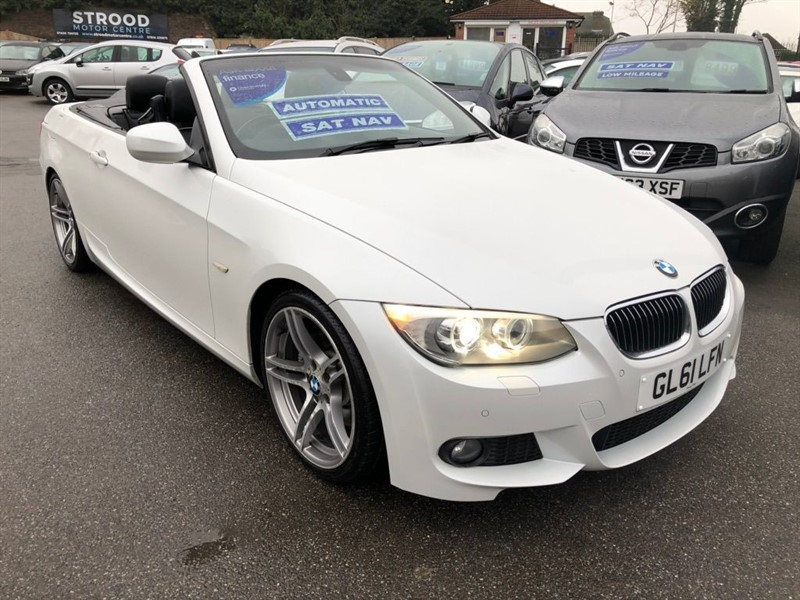 used BMW 325i M Sport in rochester-kent