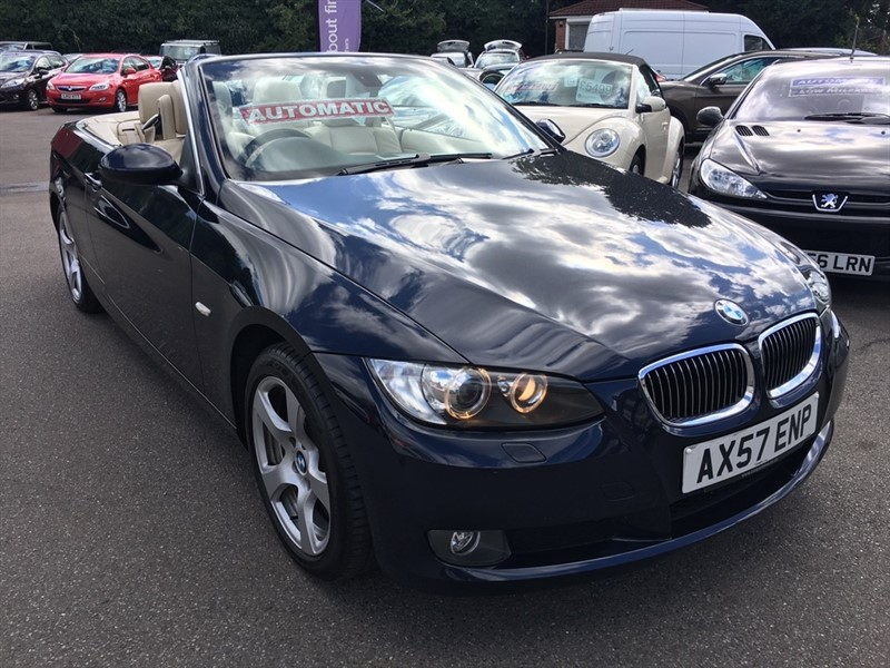 used BMW 325i 3 Series SE 2dr in rochester-kent