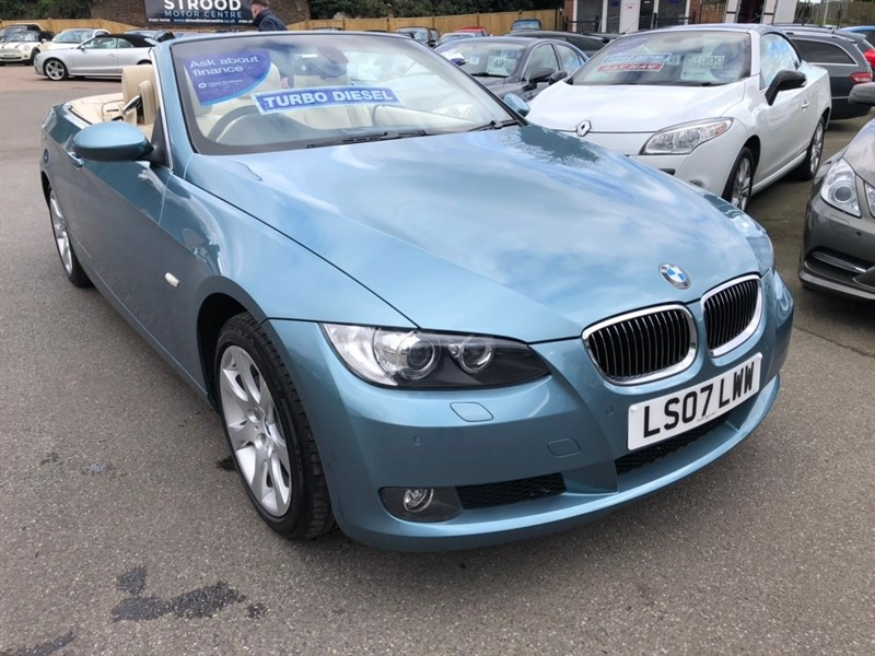 used BMW 330d 3 Series SE 2dr in rochester-kent