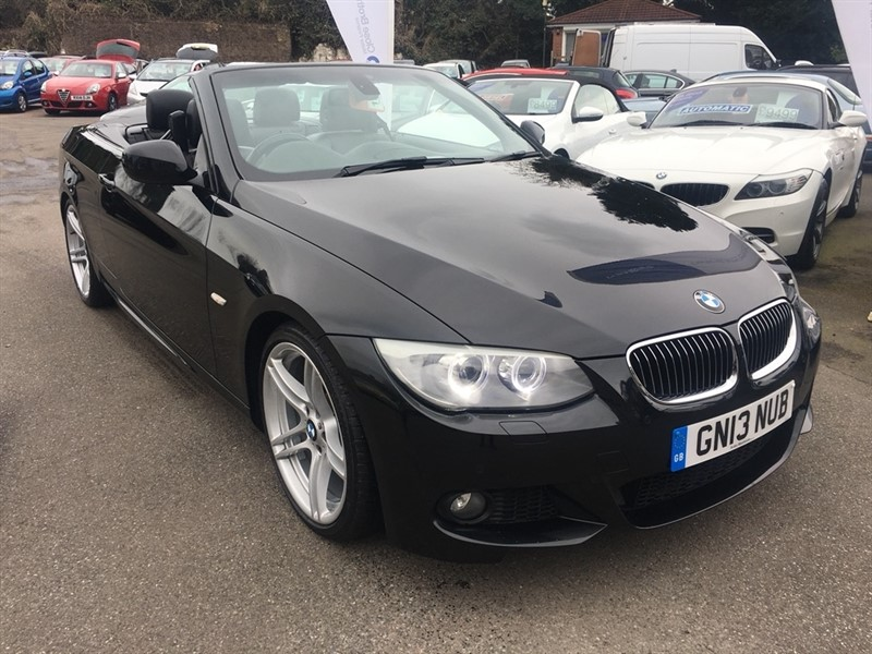 used BMW 330d 3 Series Sport Plus 2dr in rochester-kent