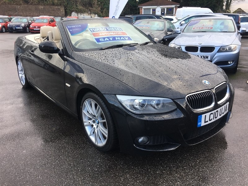 used BMW 330d 3 Series M Sport 2dr in rochester-kent