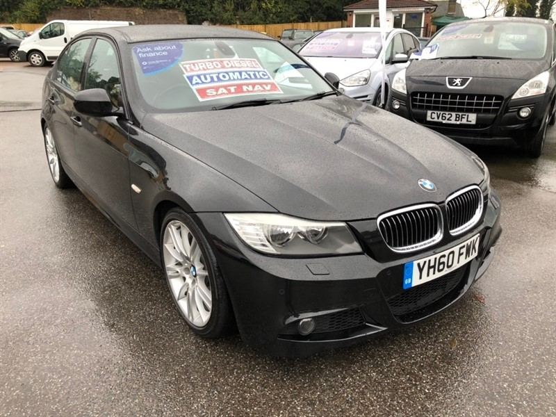 used BMW 335d 3 Series M Sport 4dr in rochester-kent