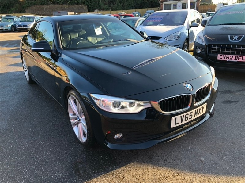 used BMW 418d 4 Series SE 2dr in rochester-kent