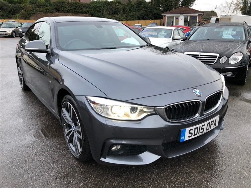 used BMW 435d 4 Series Gran Coupe M Sport xDrive 5dr in rochester-kent