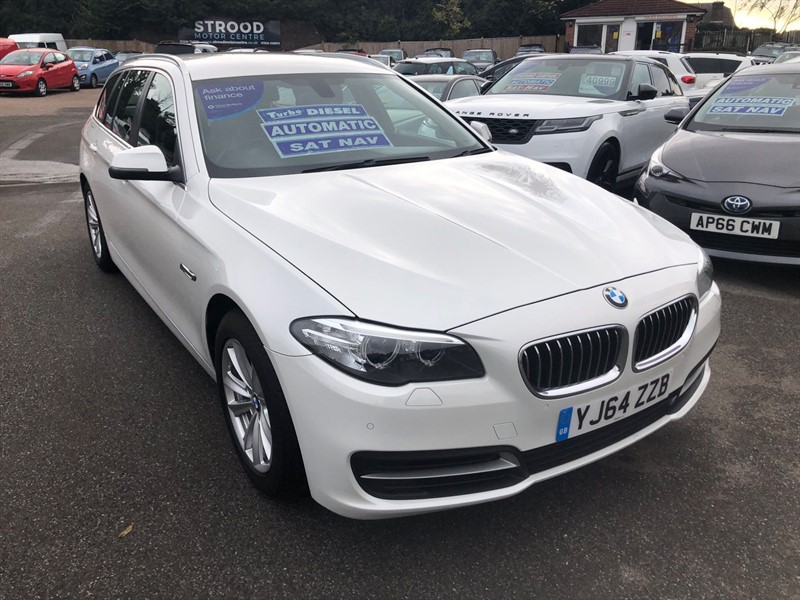 used BMW 518d SE Touring in rochester-kent