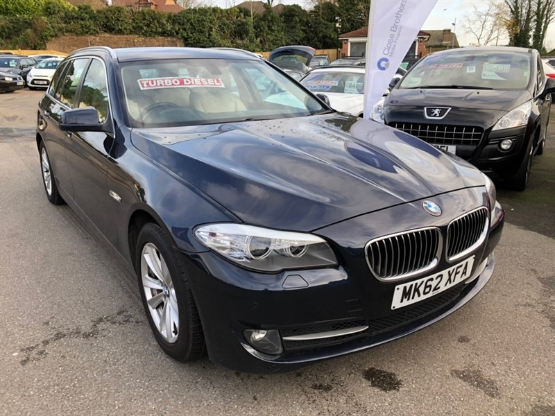 used BMW 520d 5 Series SE Touring 5dr in rochester-kent