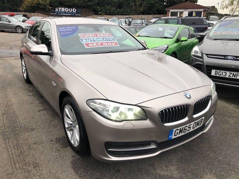 used BMW 520d SE in rochester-kent