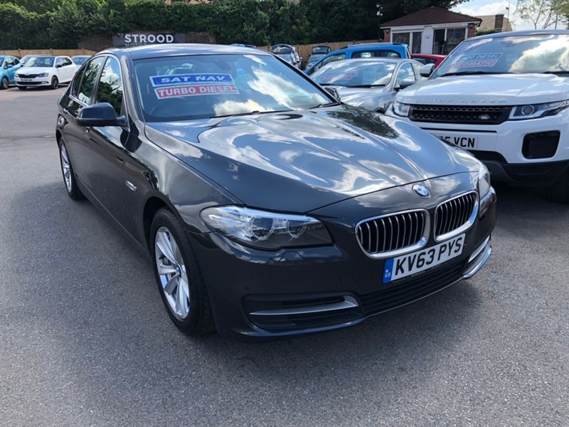 used BMW 520d 5 Series SE 4dr in rochester-kent