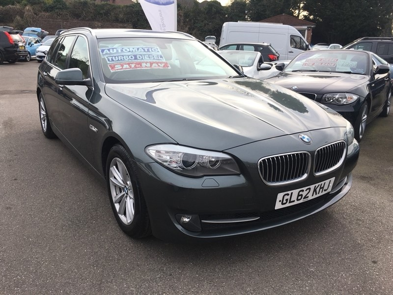 used BMW 525d 5 Series SE Touring 5dr in rochester-kent