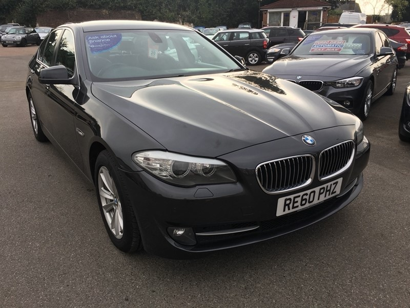 used BMW 525d 5 Series SE 4dr in rochester-kent