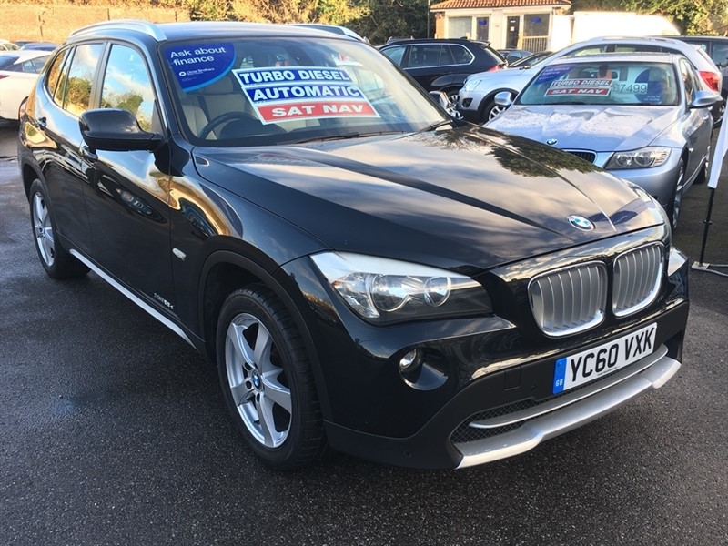 used BMW X1 23d SE xDrive 5dr in rochester-kent
