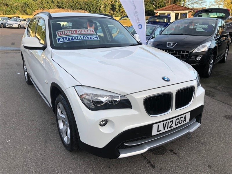 used BMW X1 20d SE xDrive 5dr in rochester-kent