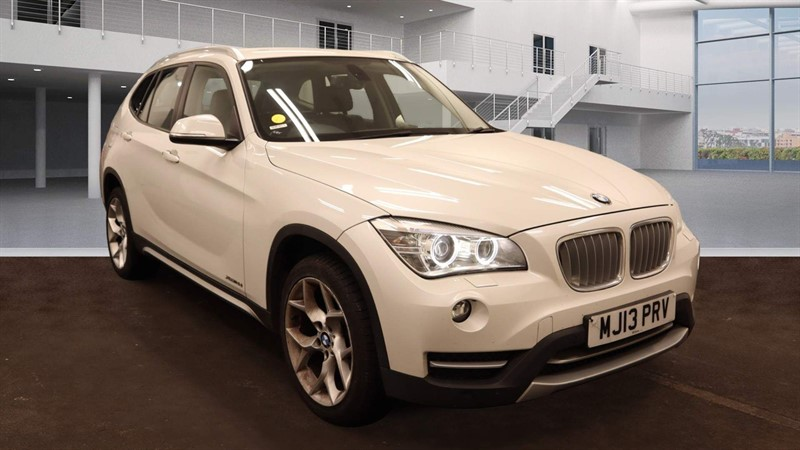 used BMW X1 18d xLine Auto xDrive in rochester-kent