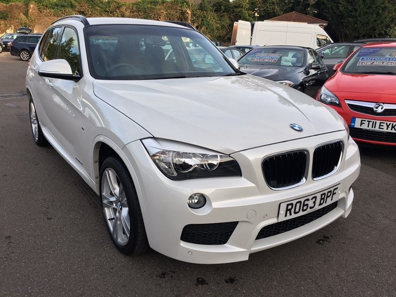 used BMW X1 18d M Sport xDrive 5dr in rochester-kent