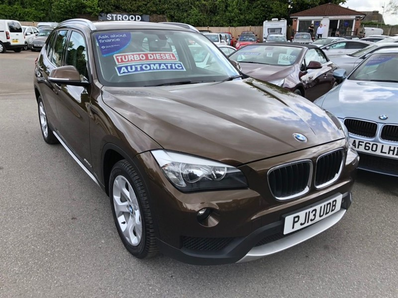 used BMW X1 20d SE sDrive in rochester-kent