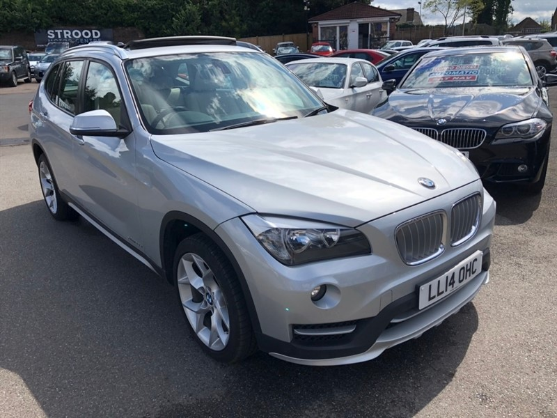 used BMW X1 20d xLine xDrive 5dr in rochester-kent