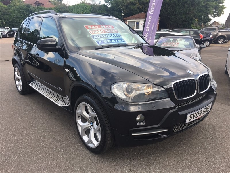 used BMW X5 30d SE 5dr in rochester-kent