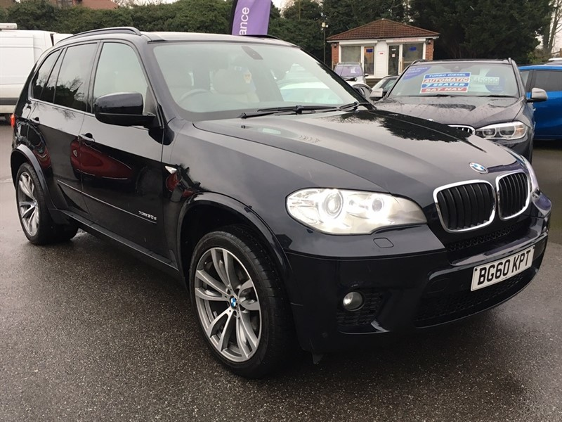 used BMW X5 30d M Sport xDrive 5dr (start/stop) in rochester-kent