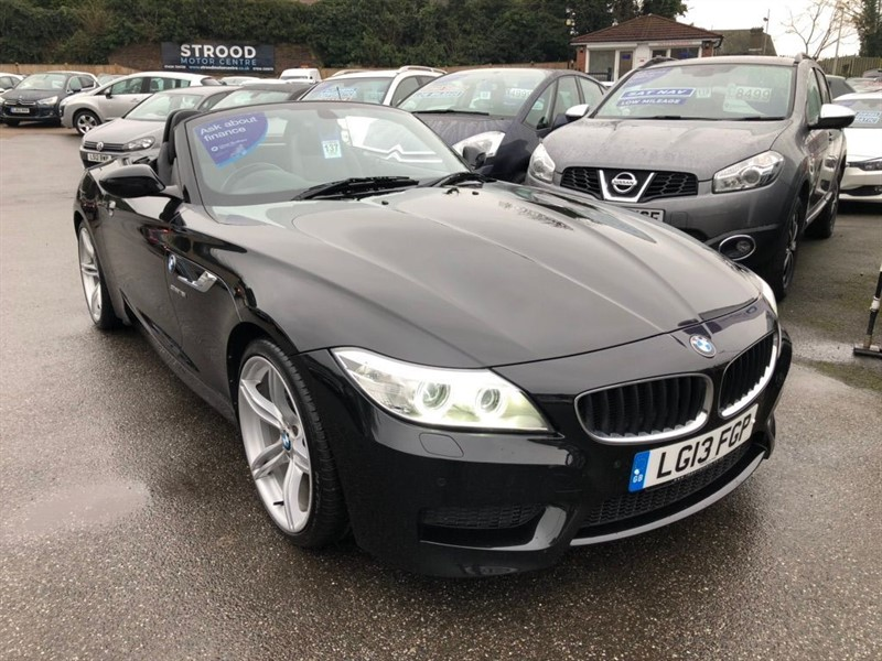 used BMW Z4 18i M Sport sDrive (s/s) 2dr in rochester-kent