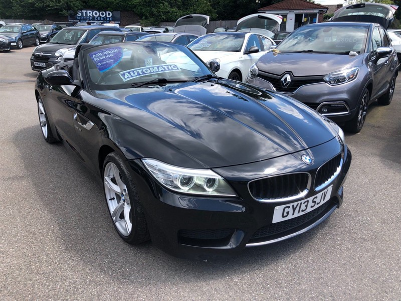 used BMW Z4 18i M Sport sDrive in rochester-kent