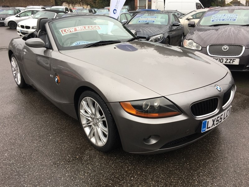 used BMW Z4 i SE Roadster 2dr in rochester-kent