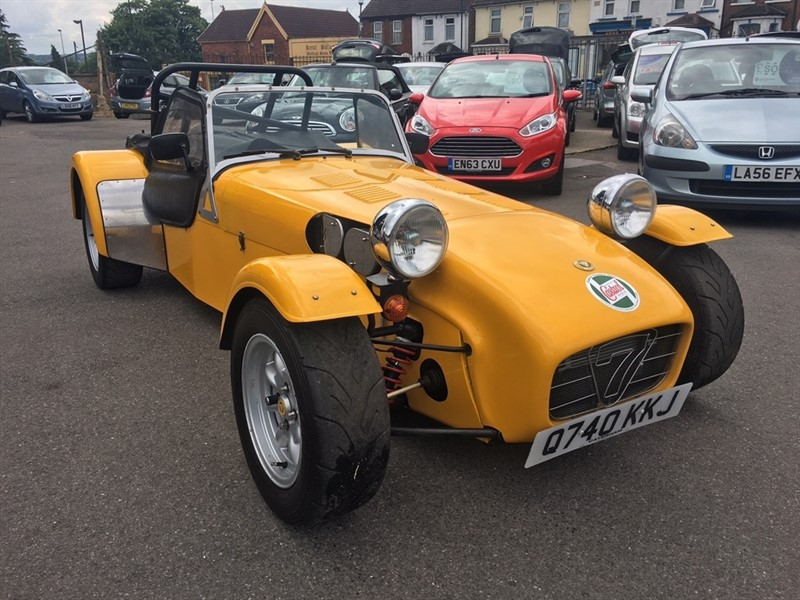 used Caterham Super Sprint Seven S3 2dr in rochester-kent