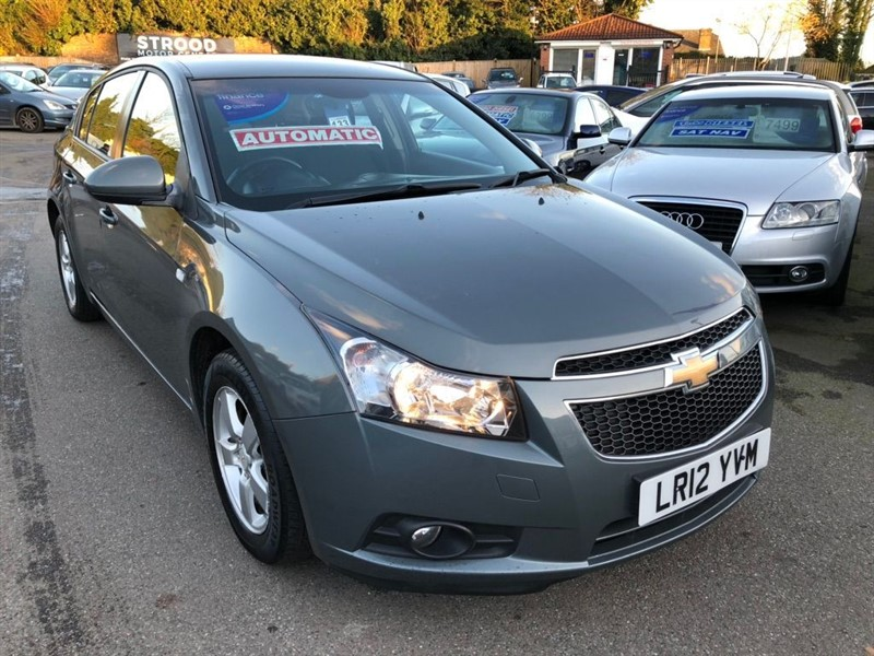 used Chevrolet Cruze i LT 5dr in rochester-kent