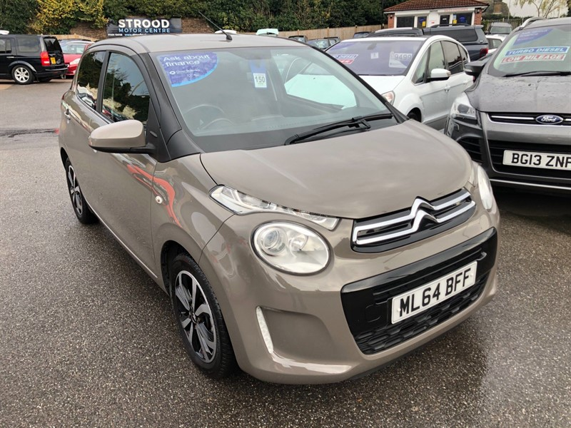 used Citroen C1 Flair in rochester-kent