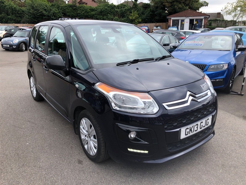 used Citroen C3 Picasso HDi 8v VTR+ in rochester-kent