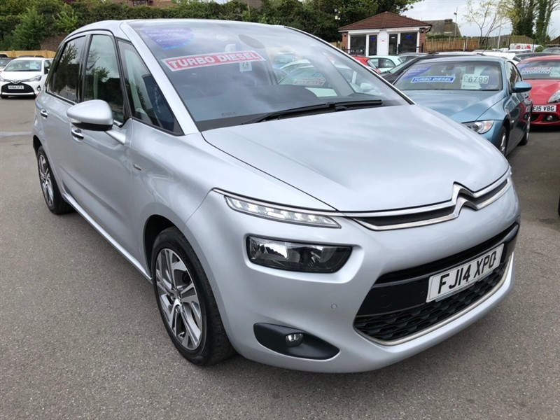 used Citroen C4 Picasso e-HDi Exclusive+ 5dr in rochester-kent