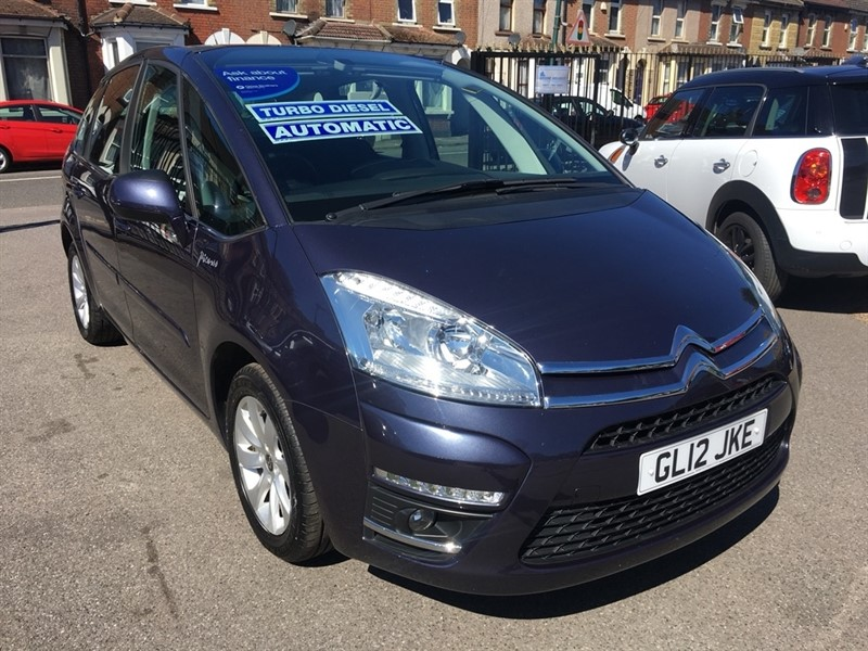 used Citroen C4 Picasso e-HDi Airdream VTR+ EGS 5dr in rochester-kent