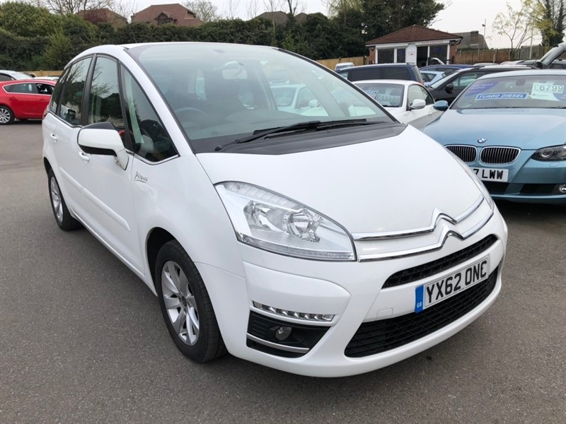 used Citroen C4 Picasso HDi VTR+ 5dr in rochester-kent