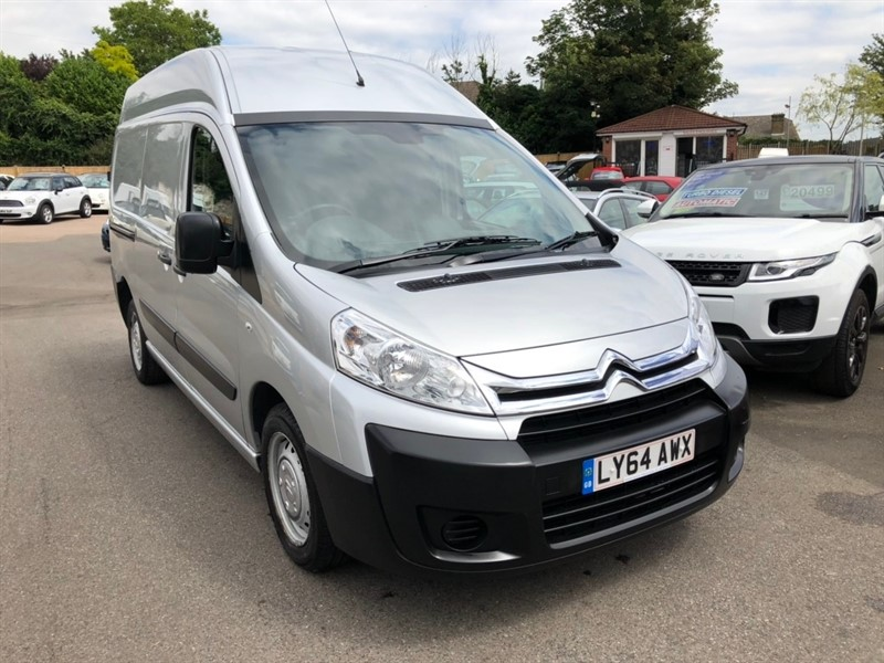 used Citroen Dispatch HDi 1200 L2H2 High Roof Van 5dr in rochester-kent