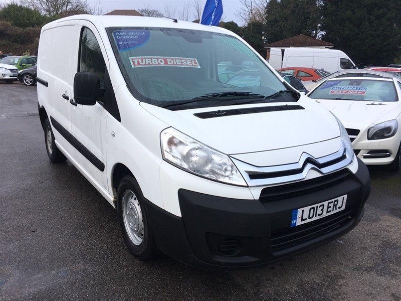 used Citroen Dispatch HDi 1000 L1H1 Panel Van 5dr in rochester-kent