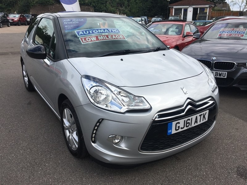 used Citroen DS3 VTi DStyle 3dr in rochester-kent