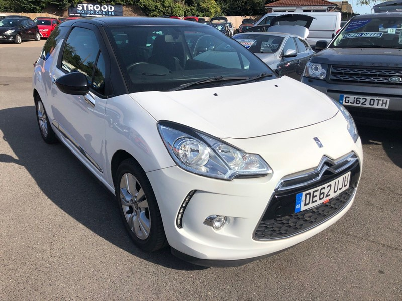 used Citroen DS3 DStyle in rochester-kent