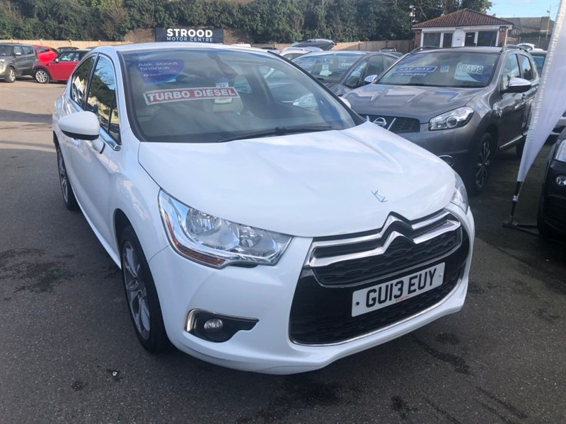 used Citroen DS4 HDi DStyle 5dr in rochester-kent