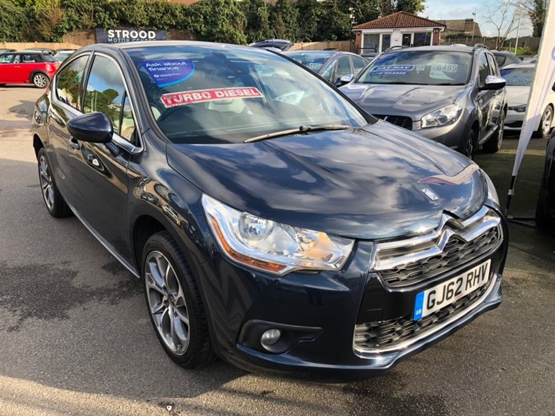 used Citroen DS4 HDi DStyle in rochester-kent