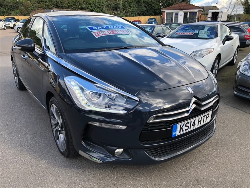 used Citroen DS5 HDi DStyle 5dr in rochester-kent