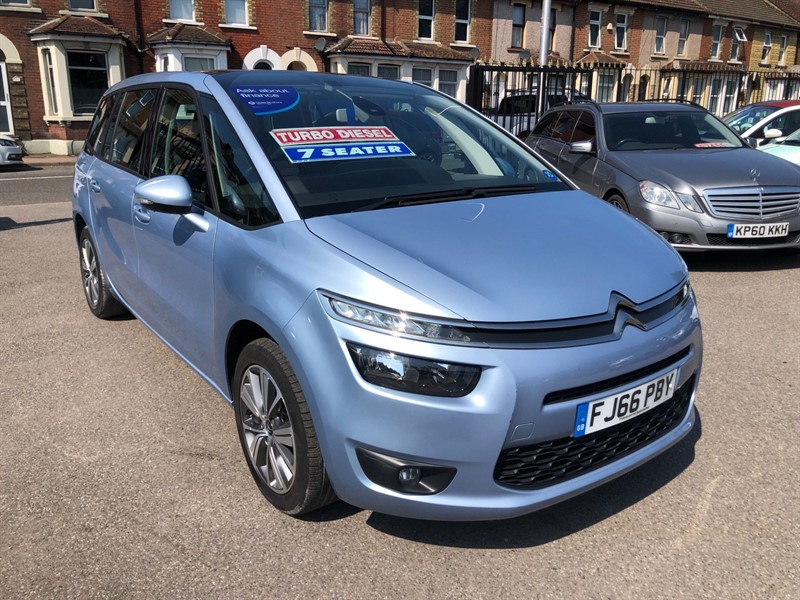 used Citroen Grand C4 Picasso BlueHDi Selection (s/s) in rochester-kent