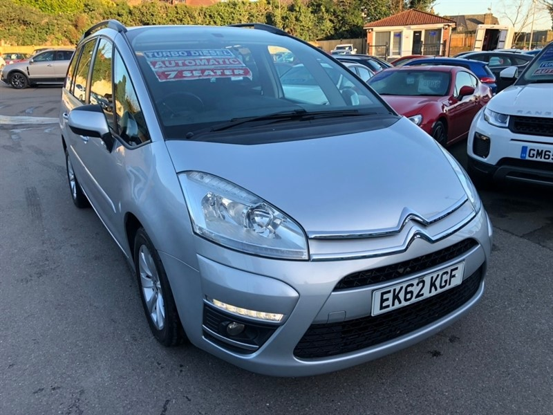 used Citroen Grand C4 Picasso e-HDi Airdream Edition EGS6 5dr in rochester-kent